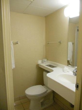 Heritage House Hotel: bathroom