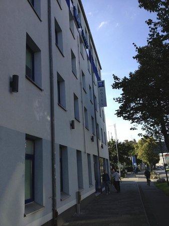 Ibis Budget Muenchen City Sued : esterno