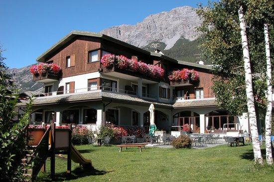 Hotel Nevada: Il nostro giardino!