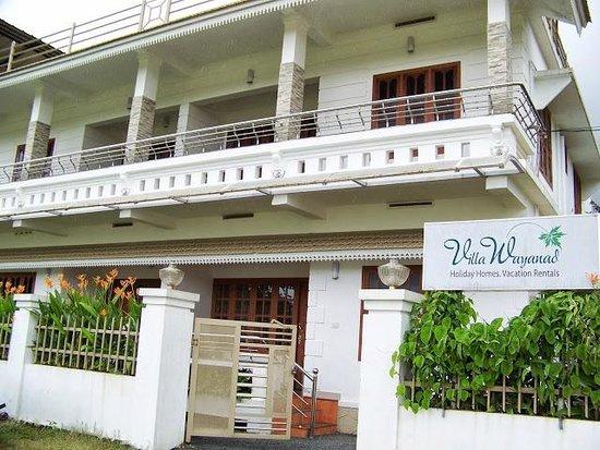 Villa Wayanad Holiday Homes: Villa Wayanad from outside