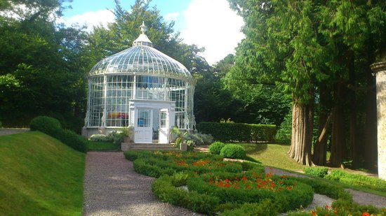 Woodstock House and Gardens: Tea Rooms