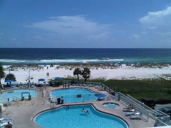 Marriott On Beach In Pensacola Fl