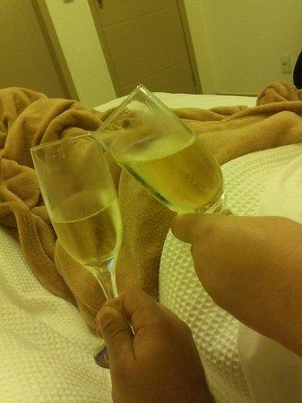 Rio-Penedo Hotel: Local mega romântico.