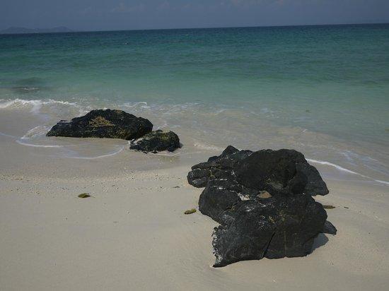 Pulau Tinggi, Malezja: Day beach