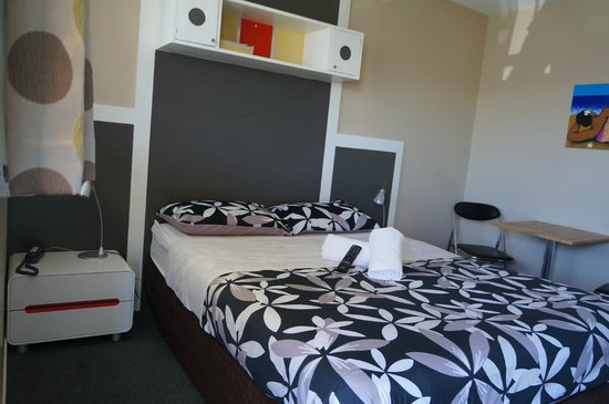 Astray Motel: double room