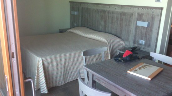 Agriturismo Cavril : chambres
