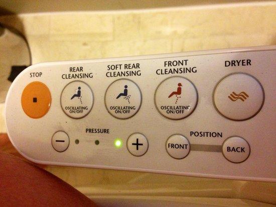 Toto Toilette toilettes toto picture of hotel nikko saigon ho chi minh city