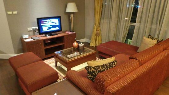 Mayfair, Bangkok - Marriott Executive Apartments: 2 bedrooms apartment