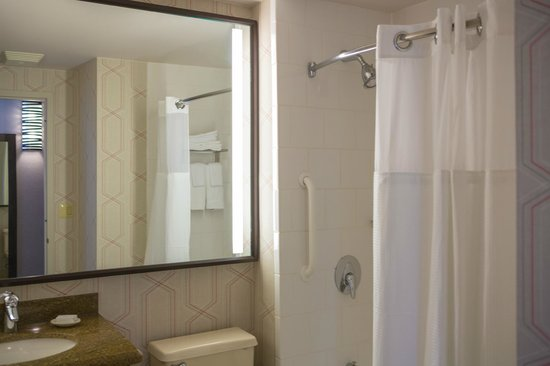 Courtyard New York Manhattan/Fifth Avenue: Guest Bathroom