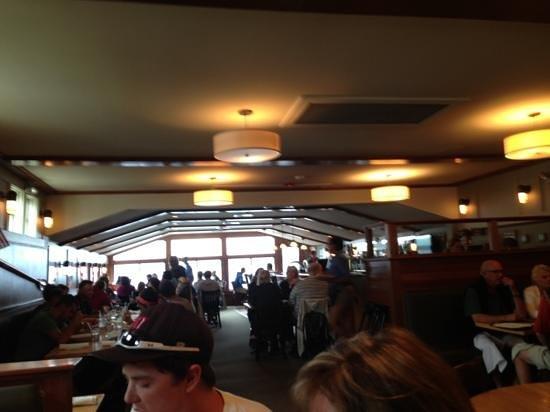 Garwoods Restaurant: main dining room