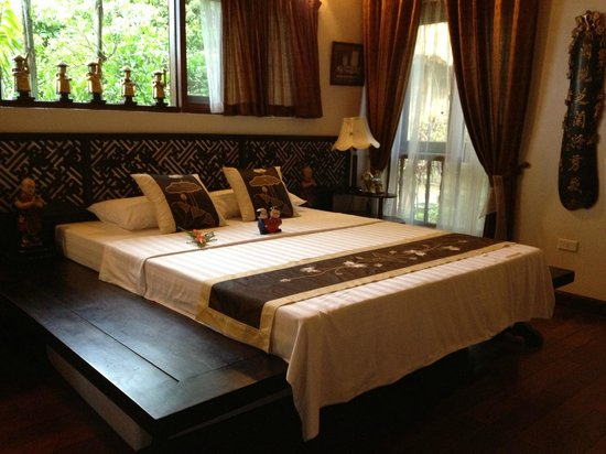Moon Garden Homestay: Bedroom