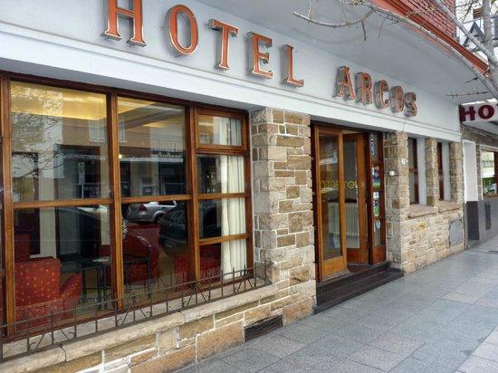 Hotel Arcos: Frente del Hotel