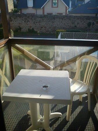 Apartamentos Pierre & Vacances Ty Mat: Balcon