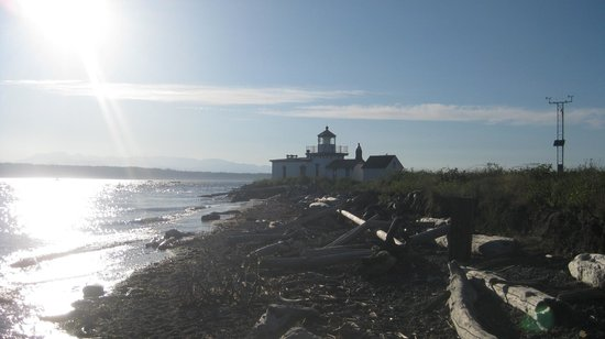 Discovery Park: West Point Lighthouse