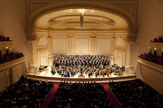 Distinguished Concerts International New York: DCINY