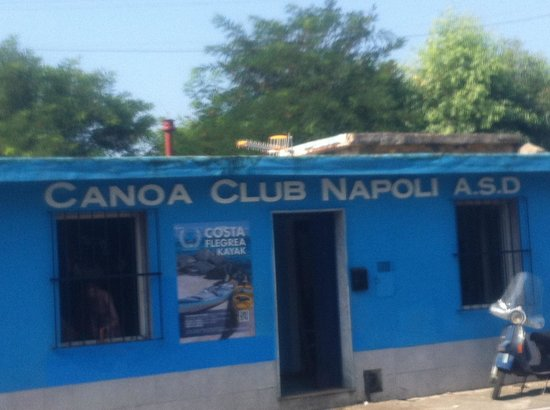 ‪Canoa club napoli‬