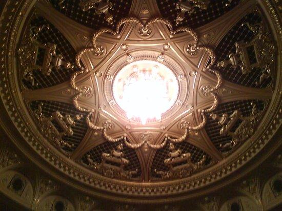 National Opera House of Ukraine: Ceiling