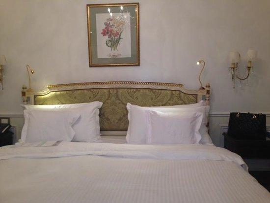 Alvear Palace Hotel: Quarto
