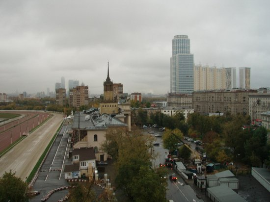 Bega Hotel : вид с балкона