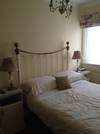 Kilbrack House Bed and Breakfast: chambre double