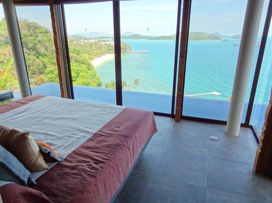 Sri Panwa Phuket Luxury Pool Villa Hotel: Main bedroom