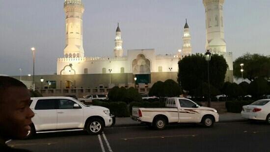 Mosquée de Quba : قباء