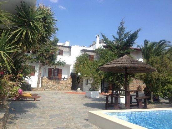 Summerland  Holiday's Resort: Une partie de l'hôtel