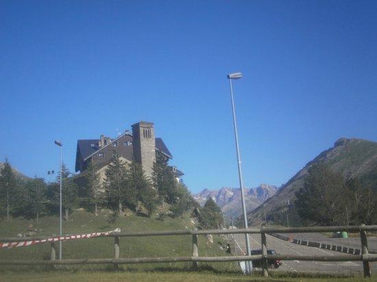 Hotel Saliecho: grandes vistas