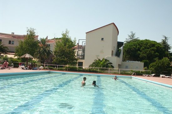 Hotel Spa Las Motas: vue de la piscine