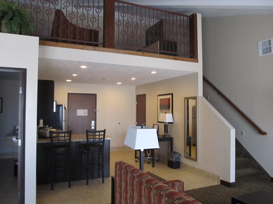 Best Western Plus Landmark Hotel: Our family suite