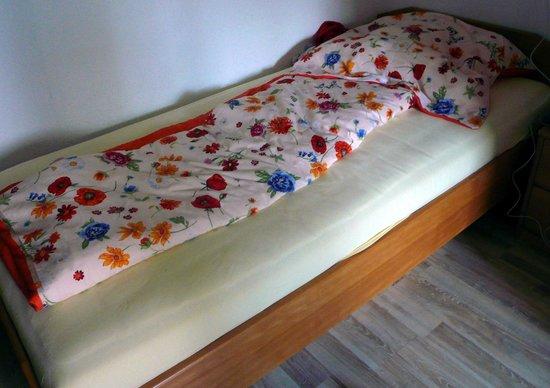 Guesthouse Gartenhotel: Einzelbett