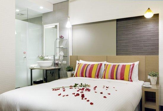 E-Coast Star Hotel: 基隆飯店 東岸之星精品旅店 標準客房