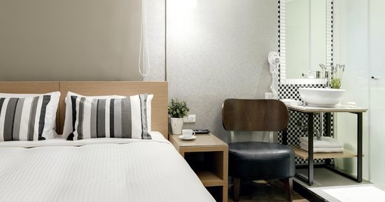 E-Coast Star Hotel: 基隆住宿 東岸之星精品旅店 標準客房