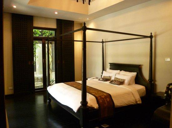 Montra Hotel: slaapkamer