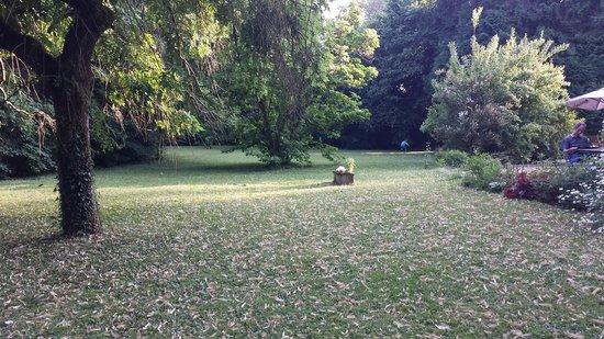 La maison de Juliette: giardino