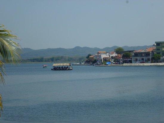 Historic Round Trip Tzimin Chac: Tzimin Chack Visto desde San Miguel