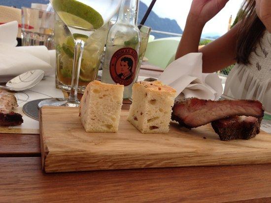 Restaurant Alpenblick: Amuse Bouche