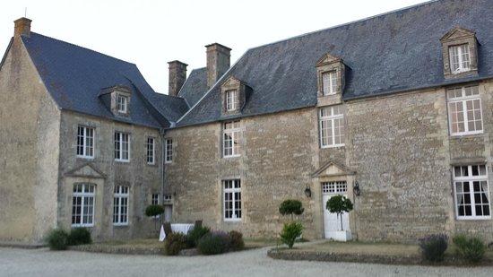 """Manoir de l""""Hermerel: edificio principale"""