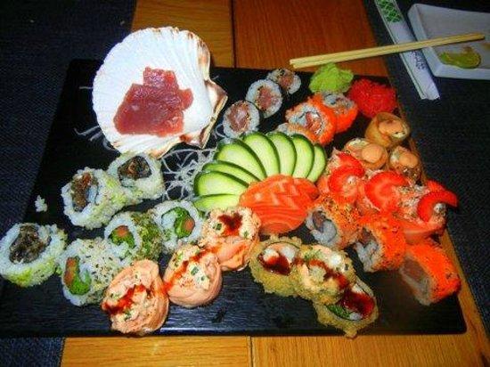 Sushimoto Sushibar: Chef's choice