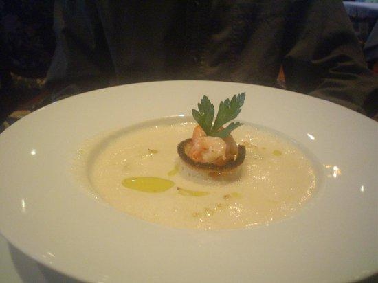 Botanic: Califlower soup