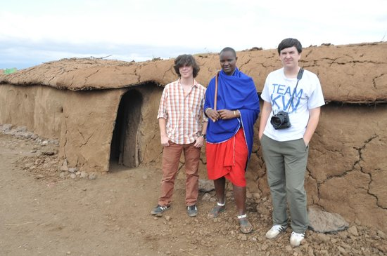 Ol Tukai Lodge: Maasai Chief