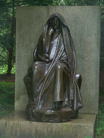 Saint-Gaudens National Historic Site: Adams Statue