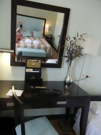 Hotel Inglaterra : Our new room