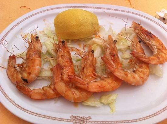 La Cala Golf : yummy sea food