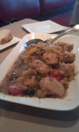 Prime Italian Steakhouse & Bar : Chachi Calamari