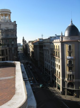 H10 Montcada Boutique Hotel: View from our room