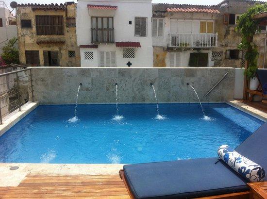 Casa Claver Loft Boutique Hotel : rooftop pool