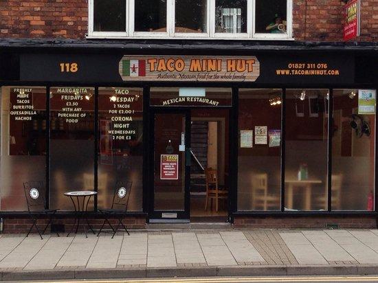 Taco Mini Hut Tamworth Restaurant Reviews Photos Phone
