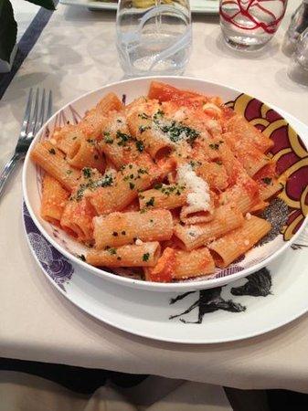 Ristorante La Romantica : very tasty pasta