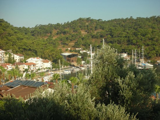 Duygu Pension: View